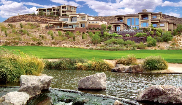 Macdonald Ranch Luxury Homes of Henderson NV for Sale