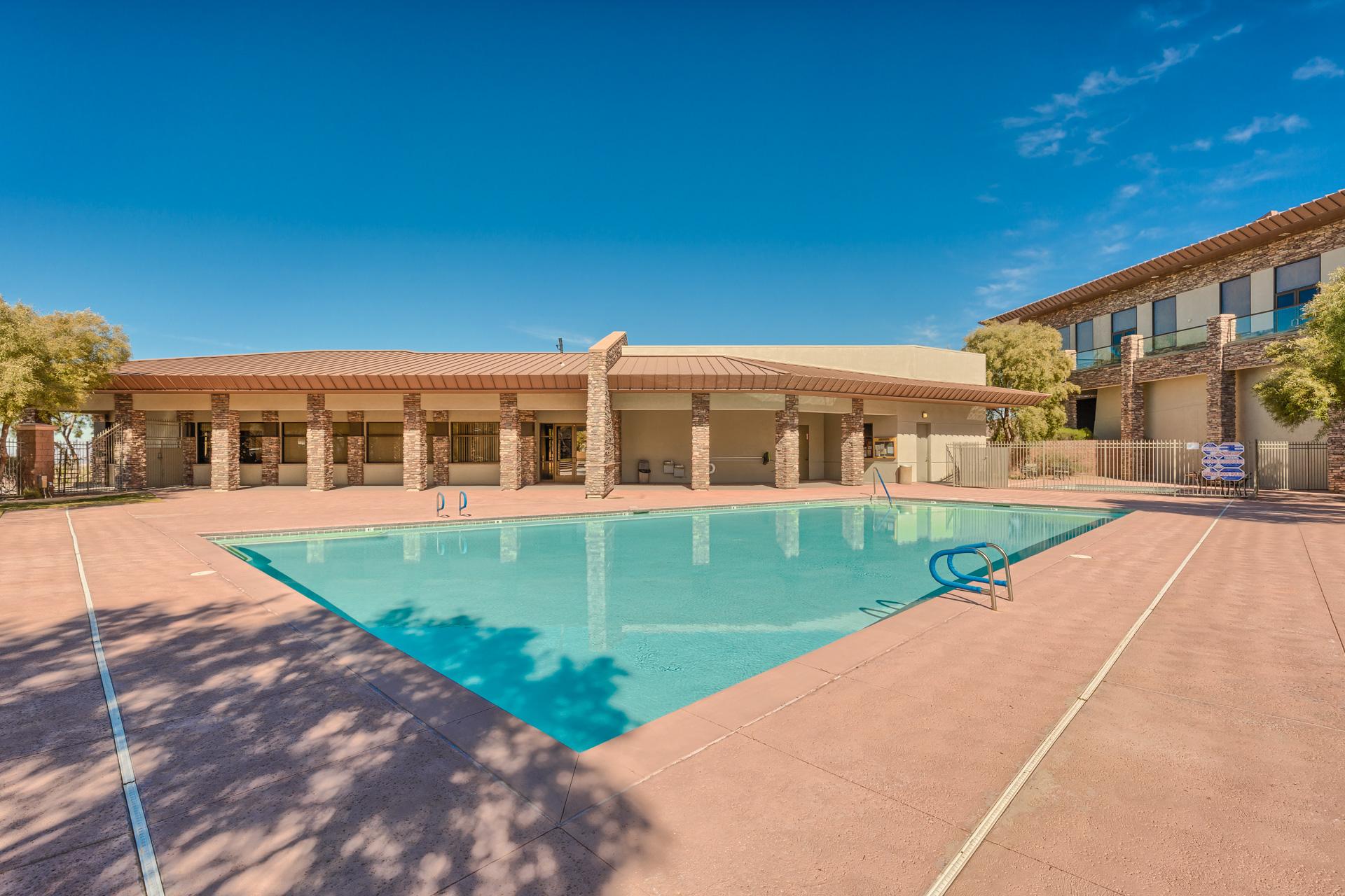 MacDonald Highlands Pool