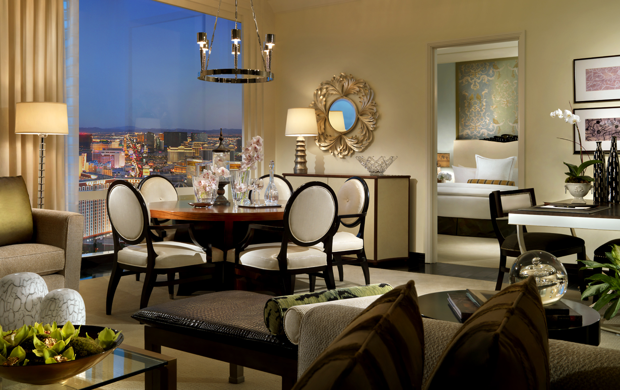 2 Bedroom Ph Dining Room Lake Las Vegas Real Estate More By The Stark Team