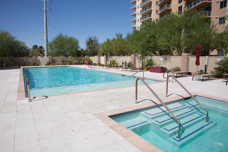 One Las Vegas Pool Area